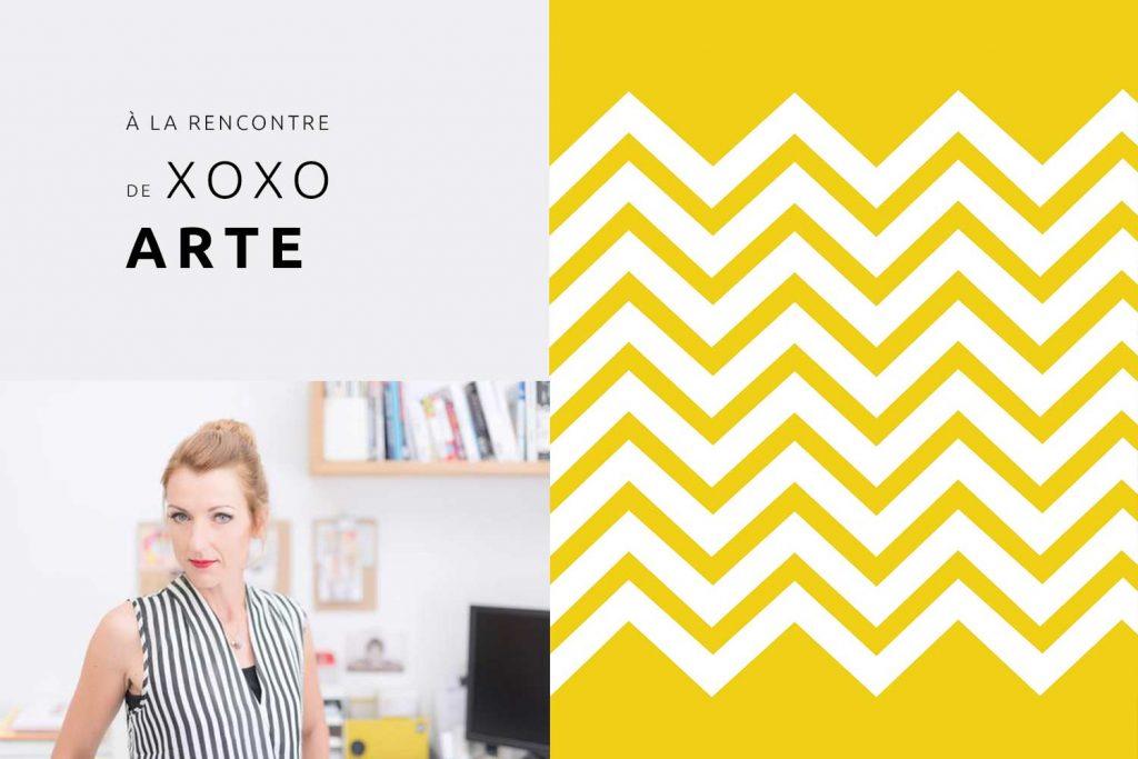 Interview de l'artiste Xoxo Arte