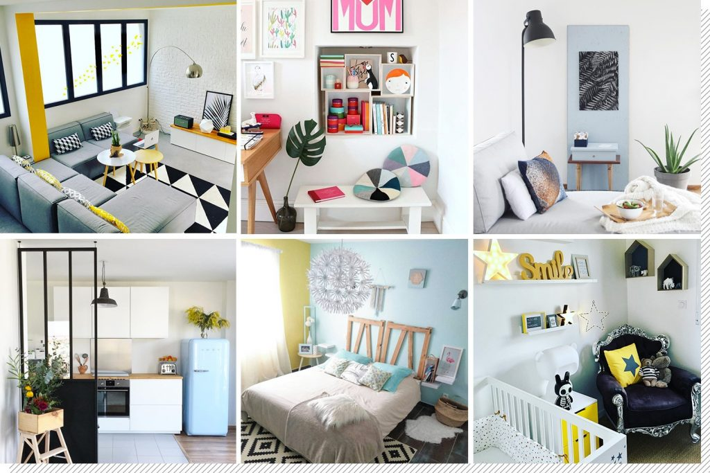 deco coloree top 5 instagram