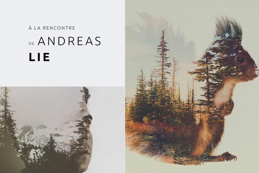 Interview de l'artiste Andreas Lie
