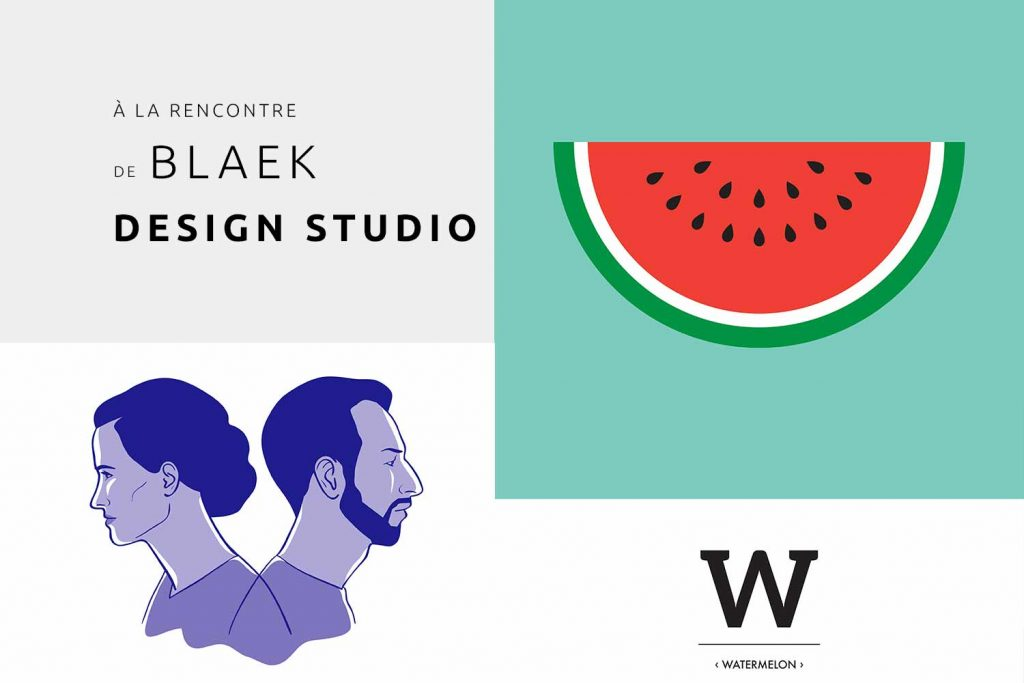 Interview des artiste de Blaek Design Studio